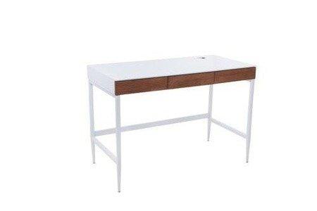 Weißer Schreibtisch Mit Schubladen 2021